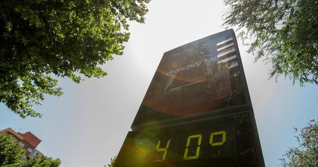Ο θερμότερος Ιούνιος που καταγράφηκε ποτέ παγκοσμίως ο φετινός