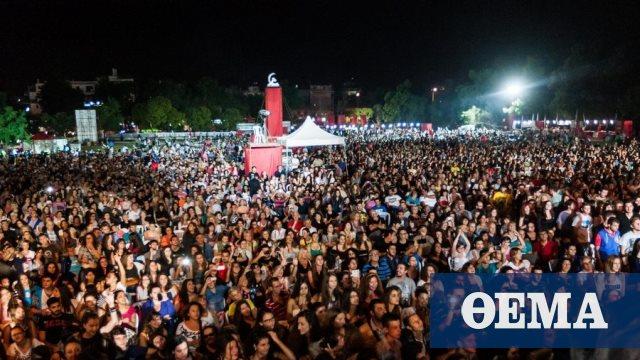 Το Φεστιβάλ της ΚΝΕ αποχαιρέτισε τον Λαυρέντη Μαχαιρίτσα με ένα συγκινητικό βίντεο